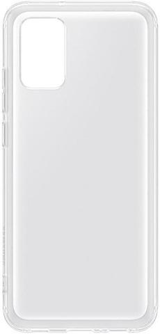Samsung Suojakuori Soft Clear A02s Kirkas