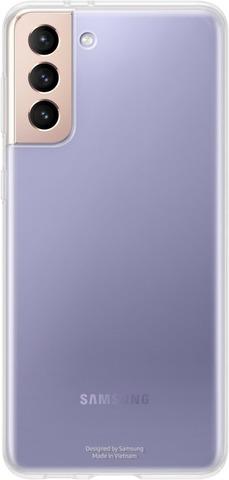 Samsung Suojakuori Clear Cover S21+