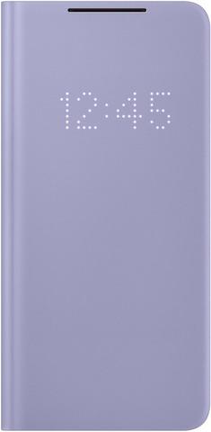 Samsung Suojakuori Smart Led View S21+ Violet