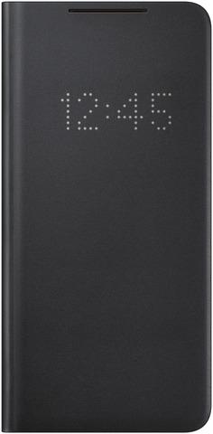 Samsung Suojakuori Smart Led View S21+ Musta
