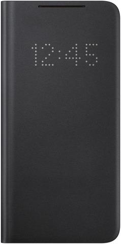 Samsung Suojakuori Smart Led View S21 Musta