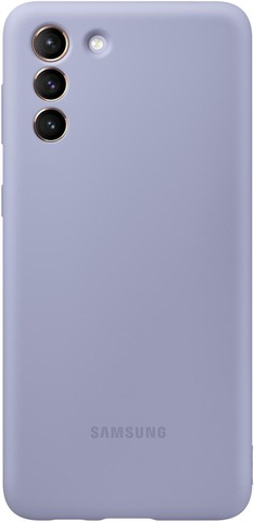 Samsung Suojakuori Silicone S21+ Violetti