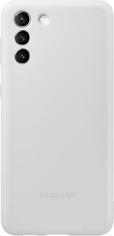 Samsung Suojakuori Silicone S21+ Harmaa
