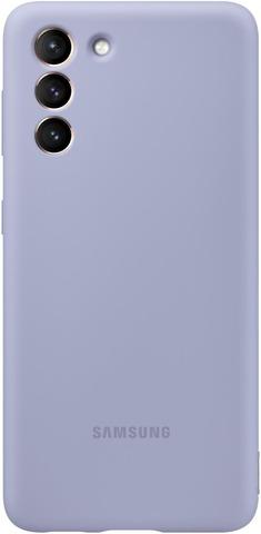 Samsung Suojakuori Silicone S21 Violetti