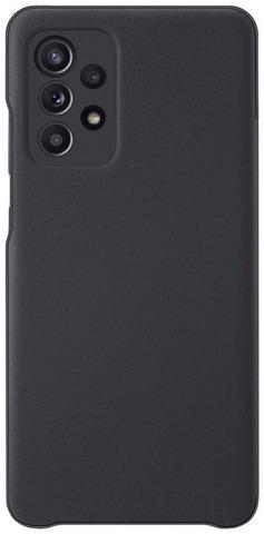 Samsung Suojakuori S View Wallet A52 Musta
