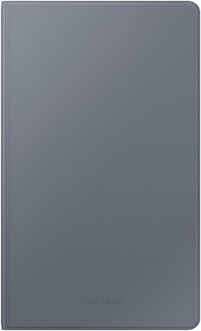 Samsung Book Cover Tab A7 Lite Tumman Harmaa