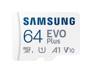 Samsung Muistikortti Microsd 64Gb Evo+