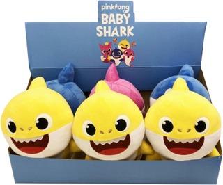 Baby Shark Sound Family pehmo
