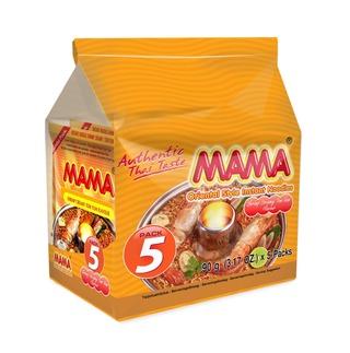 5x Mama Katkaravunmakuinen nuudeli creamy tom yum 90g
