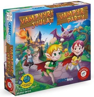 Vampire Party - Vampyyrijuhlat -Peli