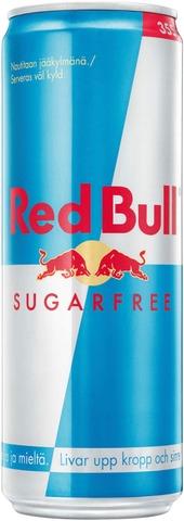 Red Bull Sugarfree 0,355L