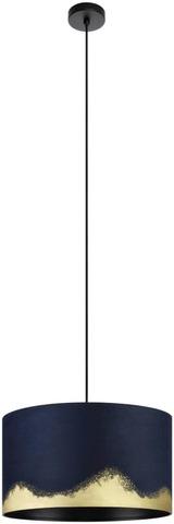 Eglo Riippuvalaisin Casuarita 380Mm Musta, Sininen, Kulta