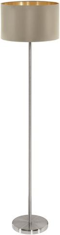 Lattiavalaisin Maserlo 151 Cm Taupe/Kulta