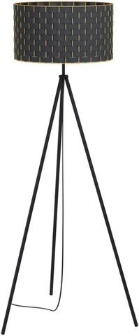 Eglo Lattiavalaisin Marasales 450Mm Musta, Messinki