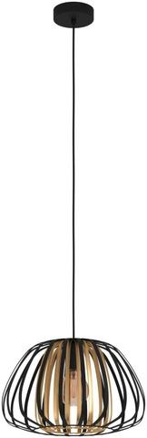 Eglo Riippuvalaisin Encinitos 375Mm Musta, Kulta