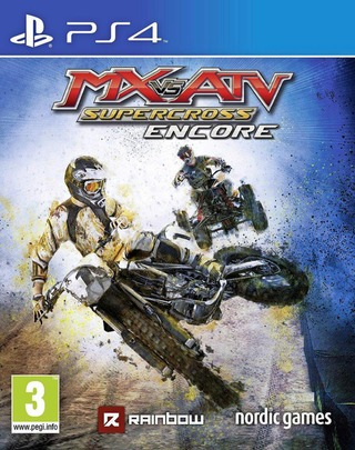 Playstation 4 Mx Vs Atv Supercross Encore
