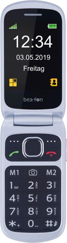 Beafon Sl630 Simpukkapuhelin, Musta