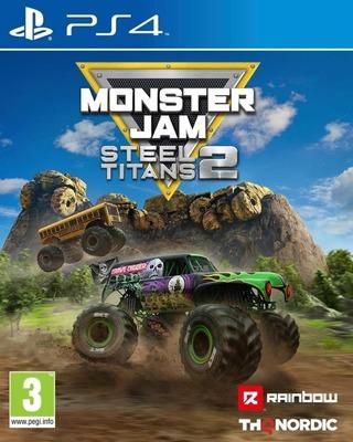 Ps4 Monster Jam Steel Titans 2