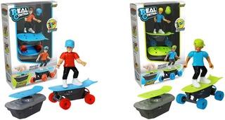 Real Control Skateboarding R/C