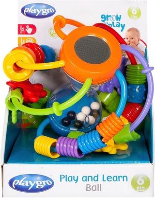 Playgro vauvan aktivointilelu kehittävä pallo