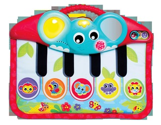 Playgro vauvan puuhalelu piano
