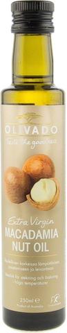 Olivado 250Ml Extra Virgin Macadamiaöljy