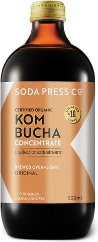 Soda Press Co Kombucha 500ml