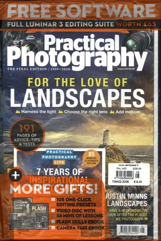 Practical Photography aikakauslehti