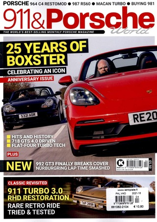 911 & Porsche World Aikakauslehti