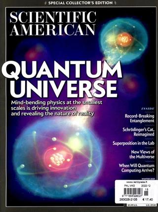 Scientific American Bookazine Kirja