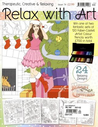 Relax With Art Aikakauslehti