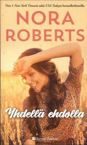 Harlequin Silk - Nora Roberts (Suom.)