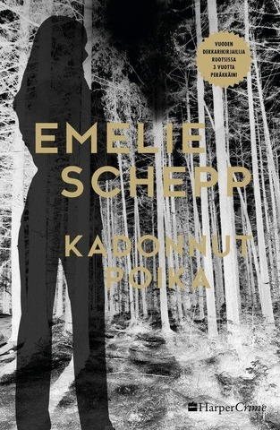 Schepp, Emelie: Kadonnut poika pokkari