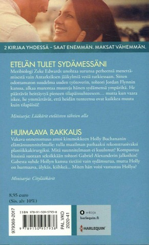 Harlequin Harlequin Romantiikka Pokkari