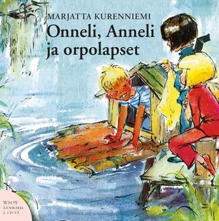 Onneli, Anneli Ja Orpolapset Äänikirja 2 Cd