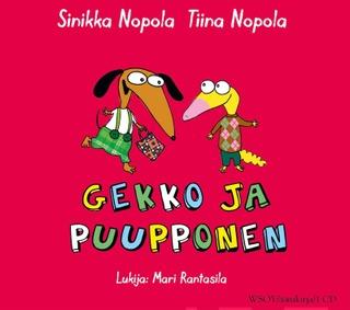 Gekko Ja Puupponen (1 Cd)