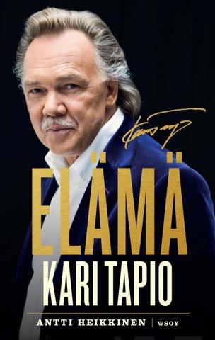 Heikkinen, Kari Tapio. Elämä