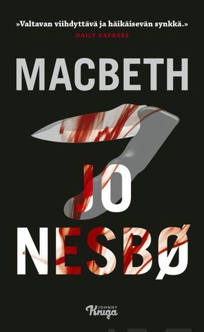 Nesbø, Jo: Macbeth Pokkari