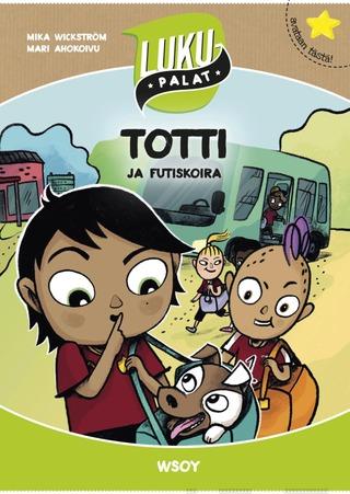 Lukupalat, Totti ja futiskoira