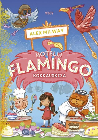Milway, Hotelli Flamingo: Kokkauskisa