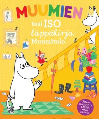 Jansson, Muumien Tosi Iso Läppäkirja: Muumitalo