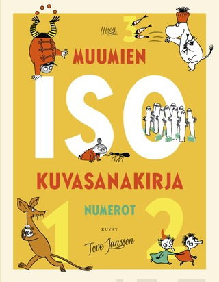 Jansson, Muumien Iso Kuvasanakirja: Numerot