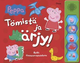 Pipsa Possu - Tömistä Ja Ärjy!