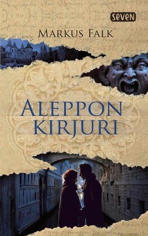 Falk, Markus: Aleppon Kirjuri Pokkari