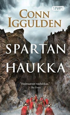 Iggulden, Conn: Spartan Haukka Pokkari