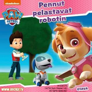 Ryhmä Hau Pennut pelastavat robotin