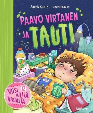 Kanto, Paavo Virtanen Ja Tauti