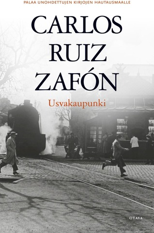 Zafón, Usvakaupunki. Kaikki Kertomukset
