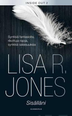 Gummerus Lisa R. Jones: Inside Out 2: Sisälläni