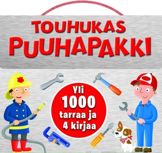 1000 Tarraa Touhukas Puuhapakki